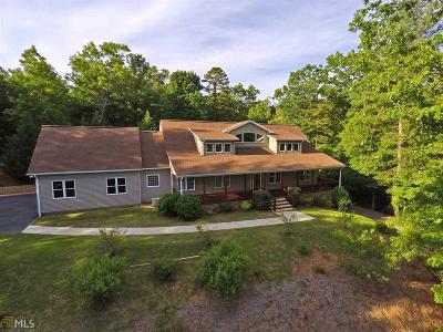 Fannin County Single Family Home New: 70 Foster Cove Rd