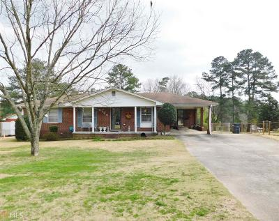 Mableton Single Family Home New: 6185 Pisgah Rd