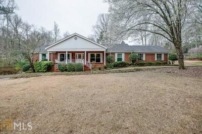 Gwinnett County Single Family Home New: 1568 Jacqueline Ct