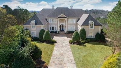 Alpharetta Single Family Home New: 1045 Bedford Gardens Dr