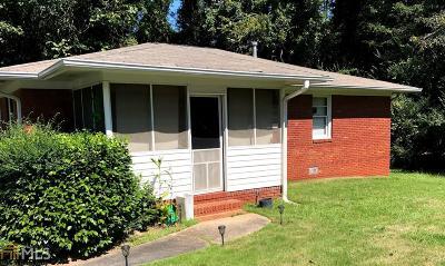 Cobb County Multi Family Home New: 5739 Old Gordon