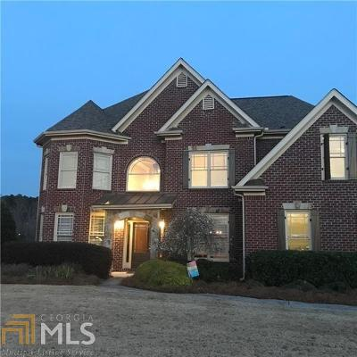 Flowery Branch Single Family Home New: 4621 Grandview Pky