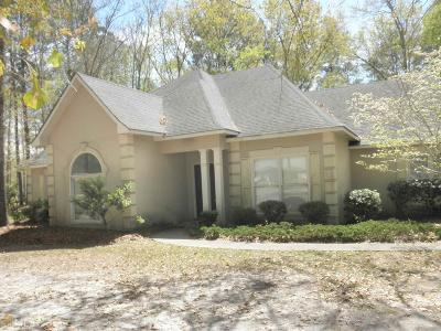 Statesboro Single Family Home New: 102 Hunters Way