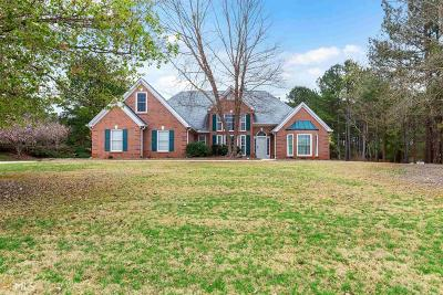 McDonough Single Family Home New: 350 Brook Hollow Dr