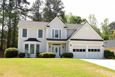 Suwanee Single Family Home New: 415 Morning Creek