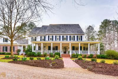Alpharetta, Milton, Roswell Single Family Home For Sale: 14830 E Bluff Rd