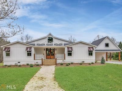 Williamson Single Family Home Under Contract: 3956 Turner Rd