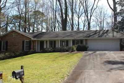 Atlanta Single Family Home New: 4201 Brookview Dr