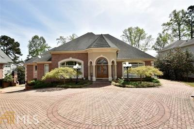 Buford Single Family Home New: 6375 Lakeview Dr