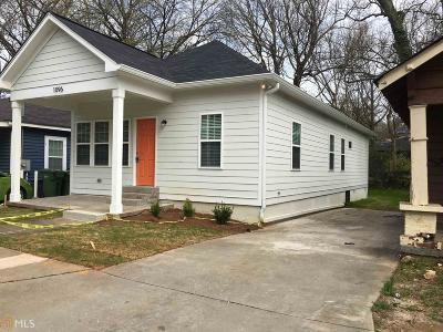 Pittsburgh Single Family Home For Sale: 1096 McDaniel