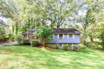 Smyrna Single Family Home New: 2634 Linnwood Dr