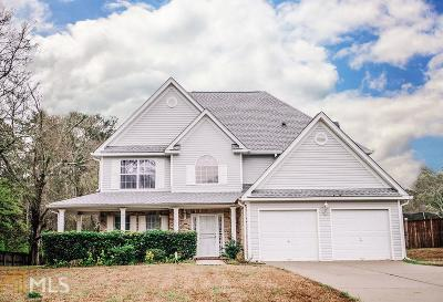 Douglasville Single Family Home New: 4475 Waving Willow Ct