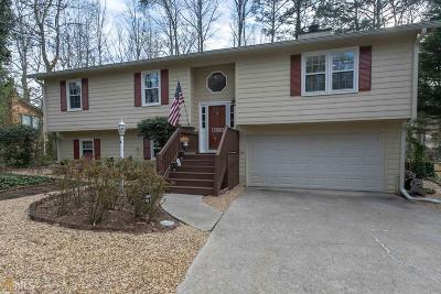 Marietta Single Family Home New: 2690 Raven Trl