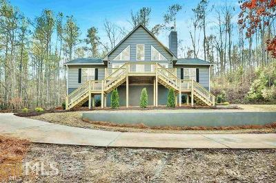 Newnan Single Family Home New: 3540 Highway 34 W