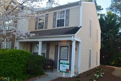 Marietta Condo/Townhouse New: 66 Highoak Dr