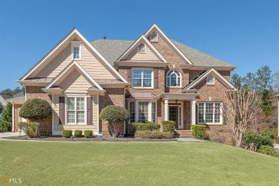 Acworth Single Family Home New: 244 Estates Vw