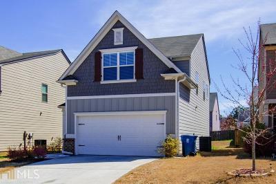 Lawrenceville Single Family Home New: 152 Fern Walk