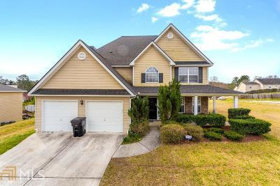 Douglasville Single Family Home New: 6365 Daniell Springs Dr