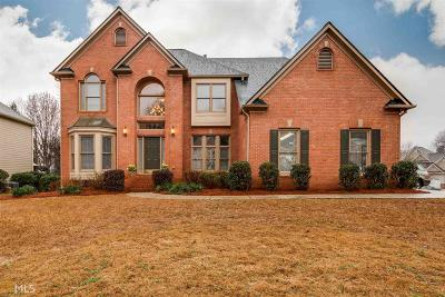 Suwanee Single Family Home Contingent With Kickout: 4148 Windgrove Xing