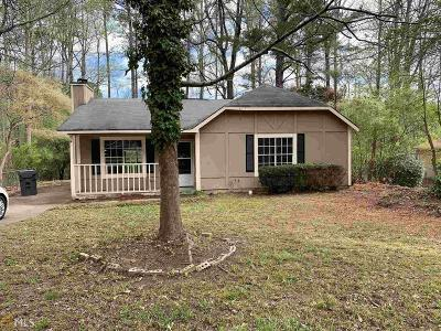 Lilburn Single Family Home New