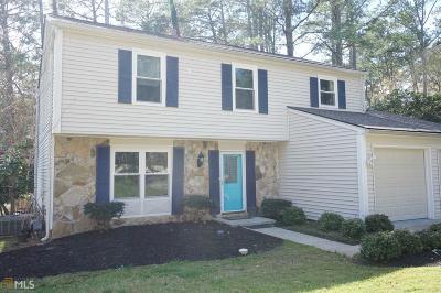 Gwinnett County Single Family Home New: 4414 Fitzpatrick Way
