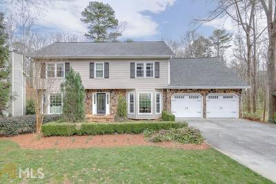Marietta Single Family Home New: 2558 Chimney Springs Dr