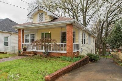 East Point Single Family Home Under Contract: 1692 Neely Ave