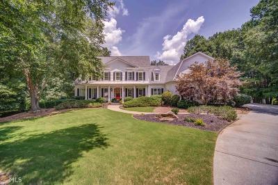 Canton Single Family Home New: 119 Arbor Shoals Dr