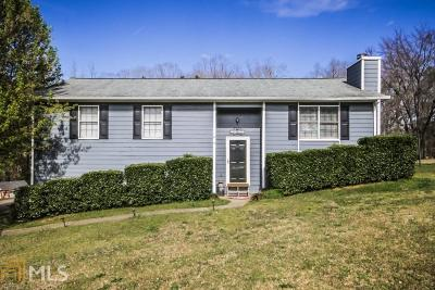 Loganville Single Family Home Under Contract: 2065 Gum Creek Ln