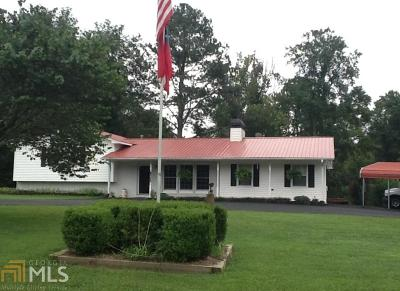 Cumming, Gainesville, Buford Single Family Home For Sale: 8565 Mt Tabor Rd
