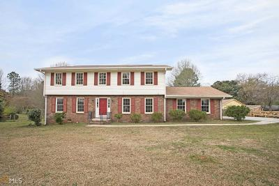 Conyers Single Family Home New: 1773 Old Salem Rd