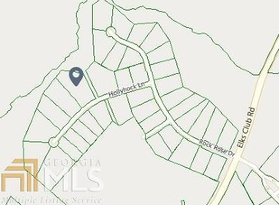 Covington Residential Lots & Land New: 40 Hollyhock Ln