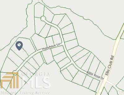 Covington Residential Lots & Land New: 50 Hollyhock Ln