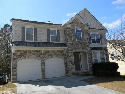 Loganville Single Family Home Under Contract: 1402 Preserve Park Dr
