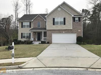 Monroe Single Family Home Under Contract: 758 Thompson Ridge Ct