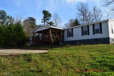 Habersham County Single Family Home New: 247 Teakwood Dr