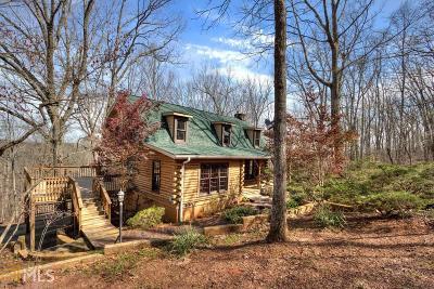 Hiram Single Family Home Under Contract: 547 Garnet Ridge Rd