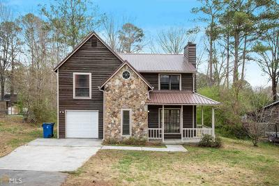 Clayton County Single Family Home New: 9260 River Chase Way