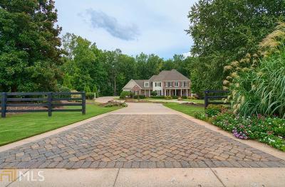 Canton Single Family Home New: 185 Arbor Shoals Drive