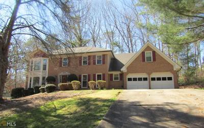 Roswell Single Family Home New: 3419 Johnson Ferry Rd