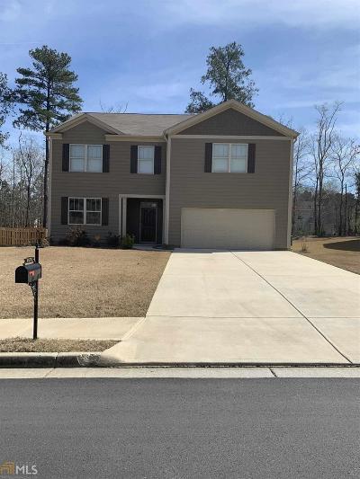 Douglasville Single Family Home New: 8495 Glenview St