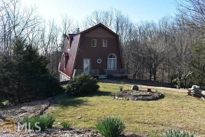 Banks County Single Family Home New: 600 Ivory Dr