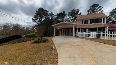 Clayton County Single Family Home New: 5811 Rex Mill Terr