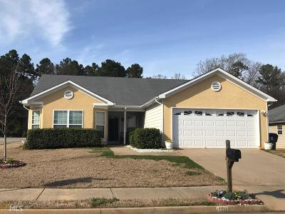 Clayton County Single Family Home New: 10888 Big Sky