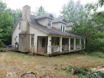 Lumpkin County Single Family Home New: 177 Fireside River Trce