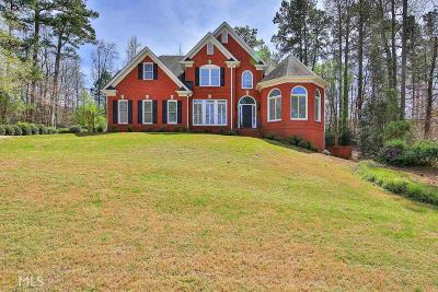 Suwanee Single Family Home New: 4460 Barony Dr