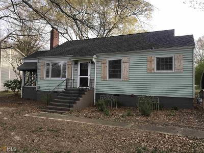 Henry County Single Family Home New: 9 Woodlawn Ave