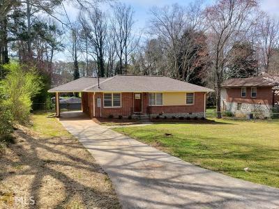 Tucker Single Family Home New: 2049 Shady Ln
