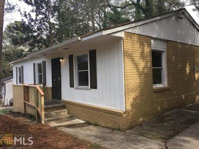 Fulton County Single Family Home New: 311 Ard Pl