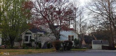 Marietta GA Single Family Home New: $225,000